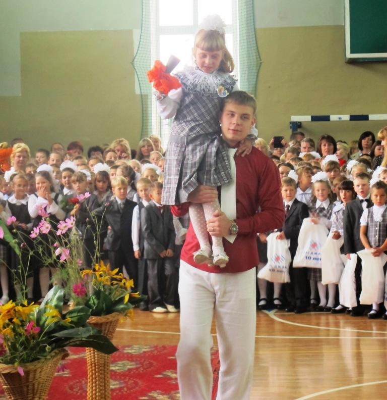 Школа 3  Гороховец Гороховецкий район Владимирская